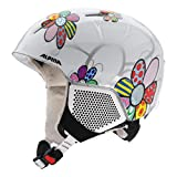 ALPINA CARAT LX Skihelm, Kinder, patchwork-flower, 48-52